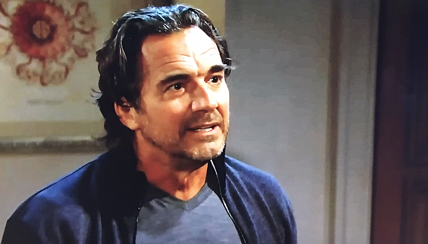 Bold And The Beautiful Scoop: Ridge Forrester Chooses Shauna Fulton