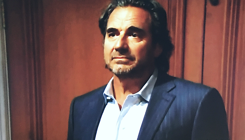 Bold And The Beautiful Scoop: Ridge Forrester Tells Brooke Forrester He Married Shauna Fulton