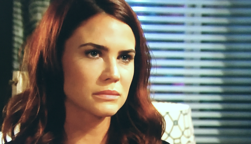 Bold And The Beautiful News: Courtney Hope (Sally Spectra) Is Exiting The Show
