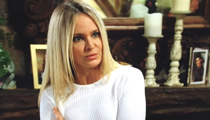 Young And The Restless Scoop: Sharon Newman Puts Limits In Place With Adam Newman