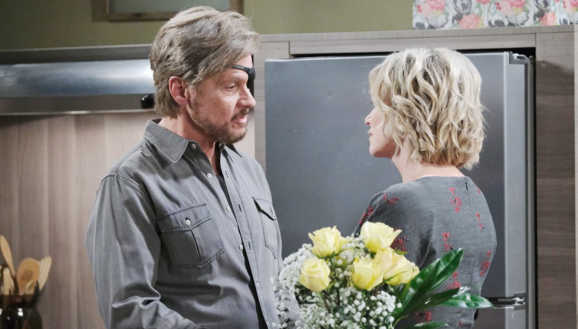 Days Of Our Lives Scoop: Steve Johnson And Kayla Brady Discuss Their Future