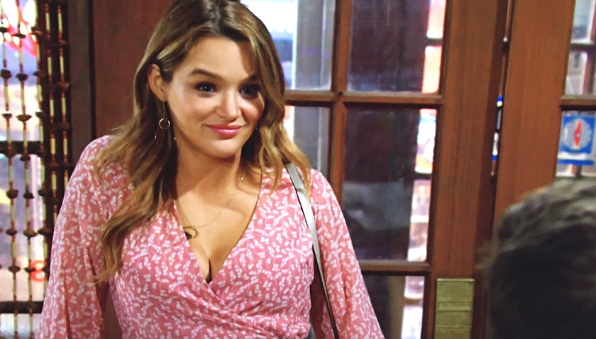 Young And The Restless Scoop: Summer Newman Asks Kyle Abbott To Move In With Her