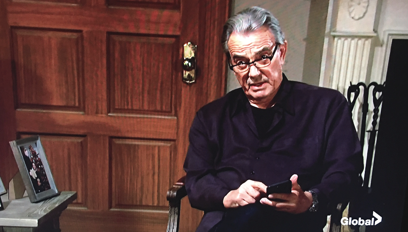 Young And The Restless Scoop: VIctor Newman Is Still Angry With His Daughter