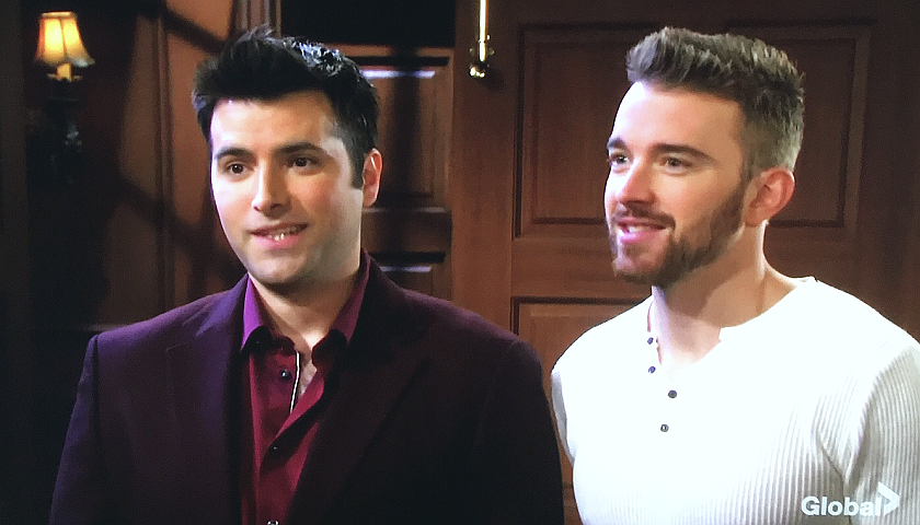 Days Of Our Lives Scoop: Sonny Kiriakis And Will Horton Prepare To Depart Salem