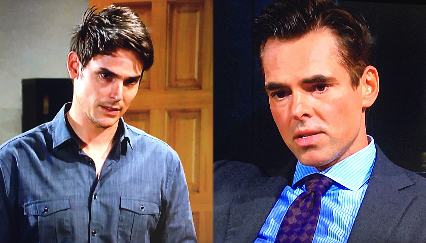 Young And The Restless Poll: Adam Newman Versus Billy Abbott
