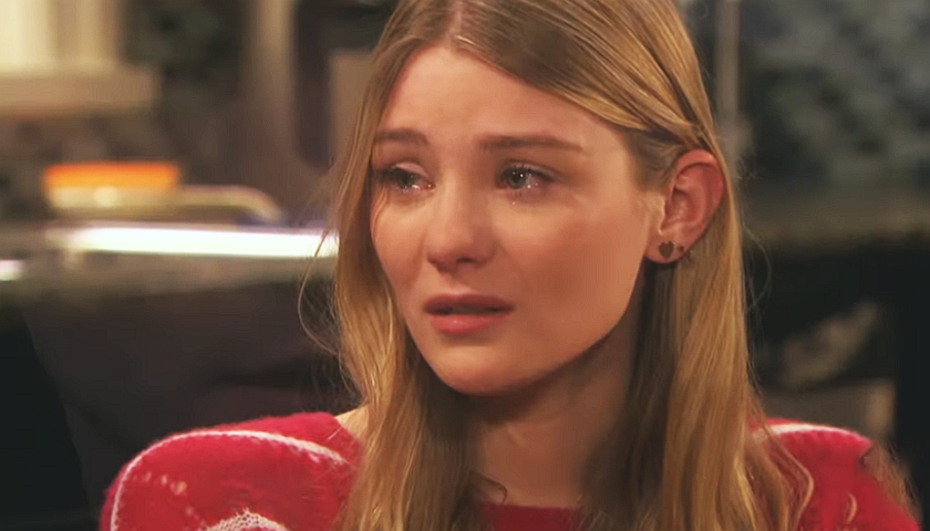 Days Of Our Lives Scoop: Allie Horton Tells Her Heartbreaking Story To Nicole Walker