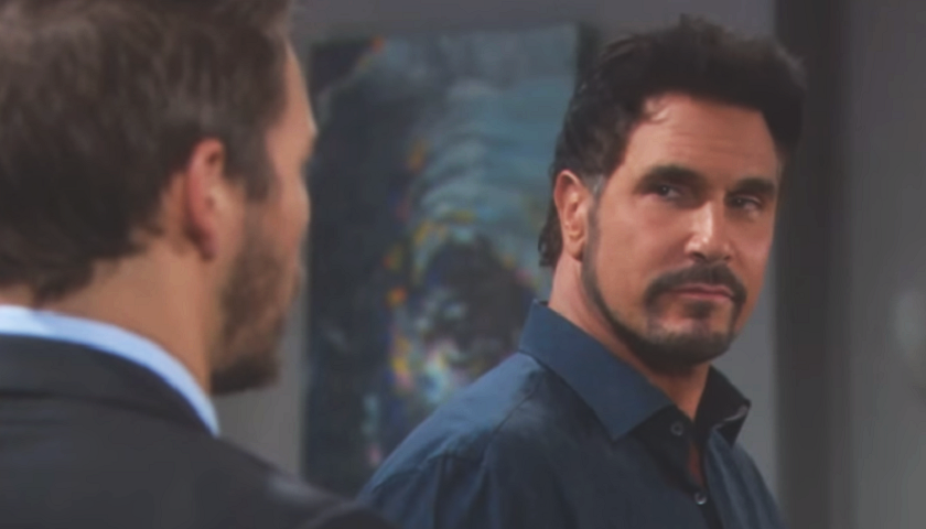 Bold And The Beautiful Scoop: Bill Spencer Warns Liam Spencer
