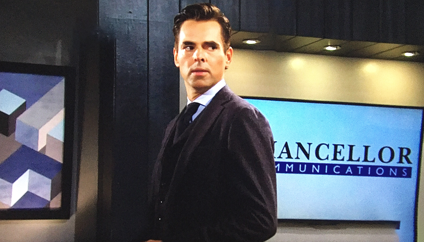 Young And The Restless Scoop: Billy Abbott's actions have consequences