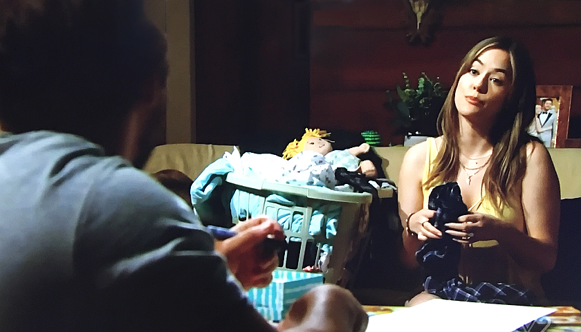 Bold And The Beautiful Scoop: Liam And Hope Spencer Disagree