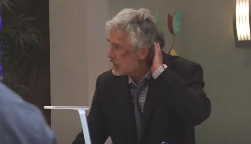 General Hospital Scoop: Martin Gray Gets Mugged