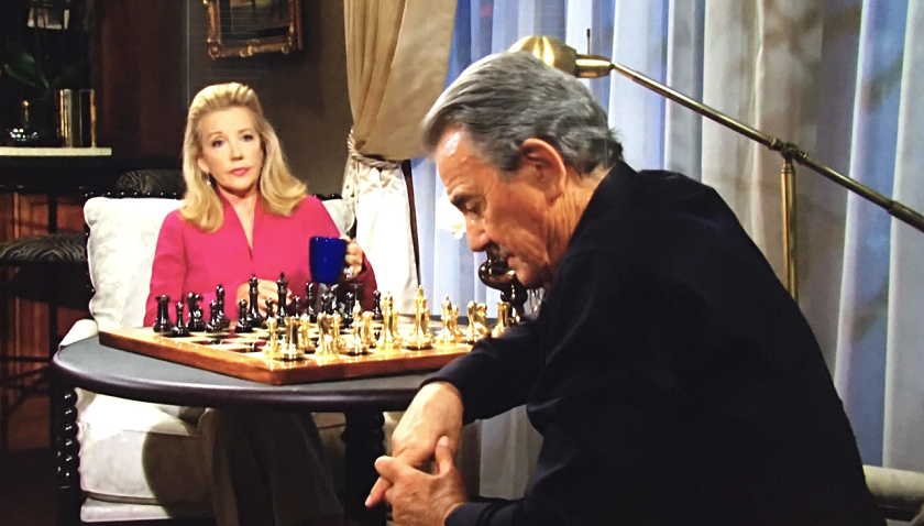 Young And The Restless Scoop: Nikki And Victor Newman Argue About Adam Newman