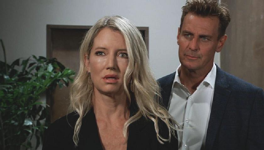 General Hospital Scoop: Nina Reeves Tells Jasper Jacks She's Getting Close