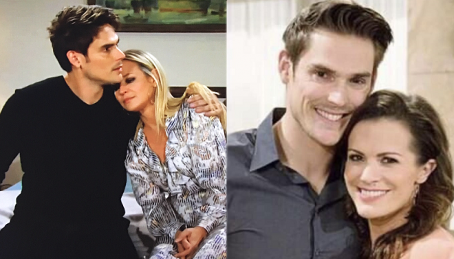 Young And The Restless Scoop: Who's The Better Woman For Adam - Sharon Or Chelsea?