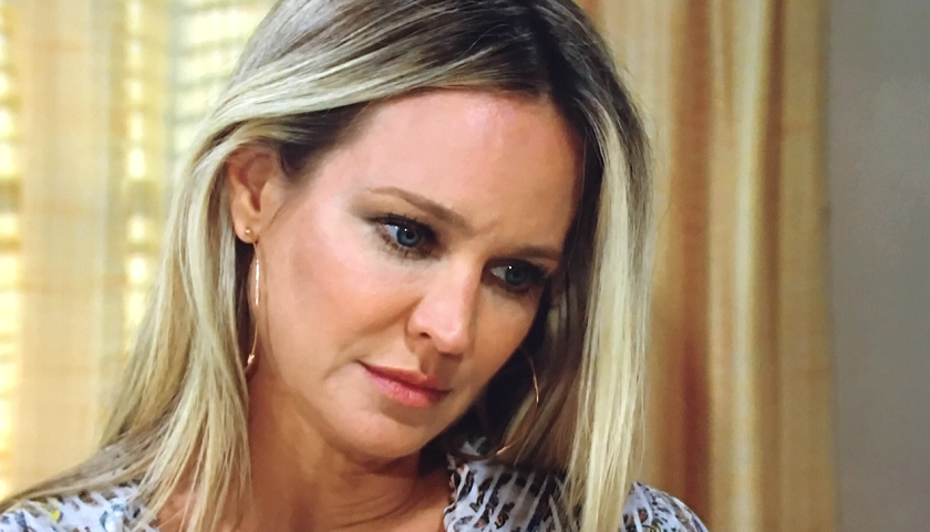Young And The Restless Scoop: Sharon Newman Tells Adam Newman She won't treat him any longer