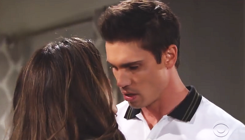Bold And The Beautiful Scoop: Steffy Forrester And Dr. John Finnegan Finally Kiss