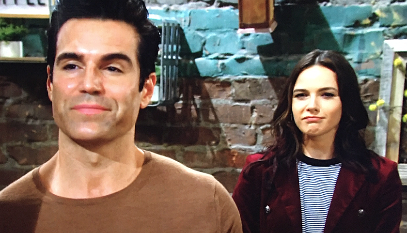Young And The Restless Scoop: Rey Rosales And Tessa Porter Watch Sharon Newman And Mariah Copeland