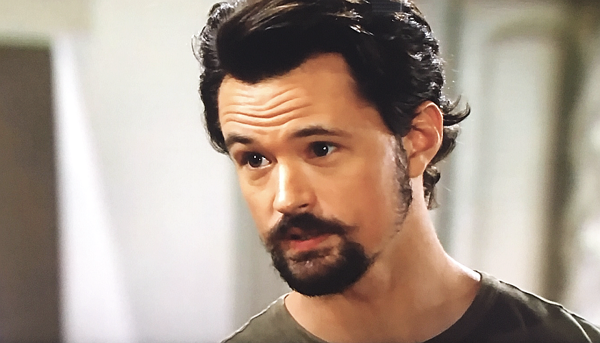 Bold And The Beautiful Scoop: Thomas Forrester Wants Steffy Forrester To Admit How She Feels