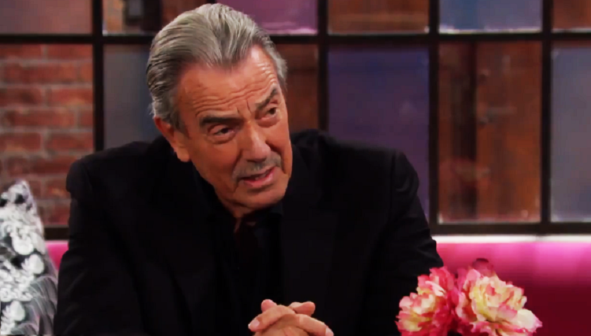 Young And The Restless Scoop: Victor Newman Argues With Adam Newman