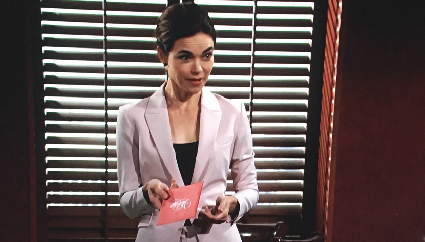 Young And The Restless Scoop: Victoria Newman Decides To Visit The Escape Club
