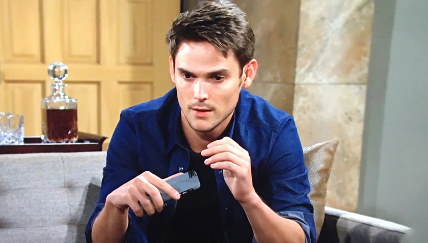 Young And The Restless Scoop: Adam Newman Changes His Name