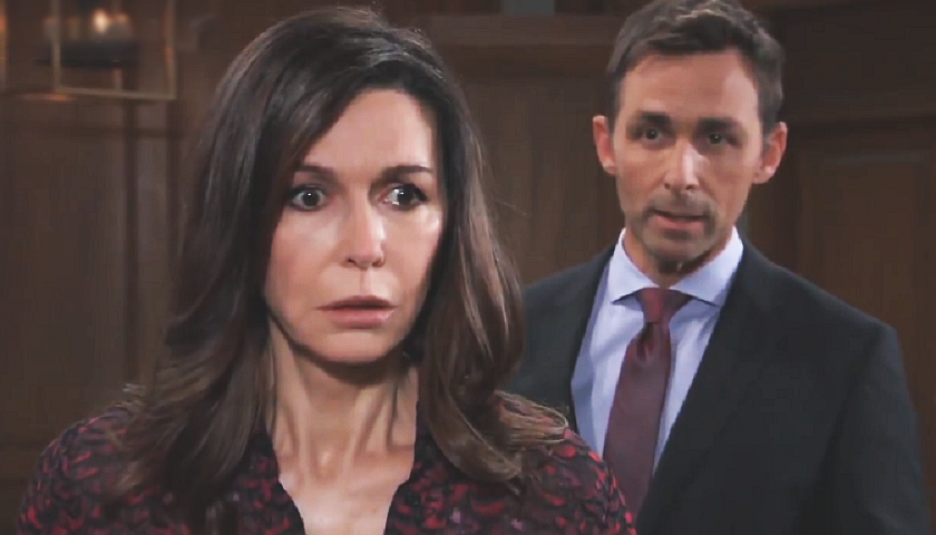 General Hospital Scoop: Valentin Cassadine Tries To Convince Anna Devane To Kill Her Sister