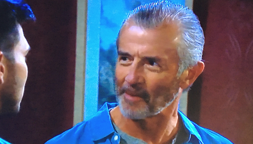 Days Of Our Lives Scoop: Clyde Weston Talks To His Son