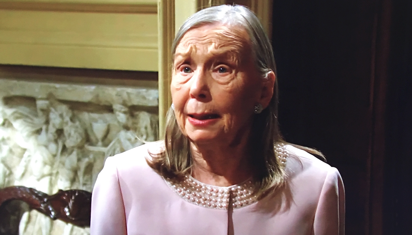 Young And The Restless Scoop: Dina Mergeron Passes Away