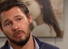 Bold And The Beautiful Daily Scoop Wednesday, October 21: Liam Keeps Watch Over Steffy – Zende Shares His Desires With Zoe