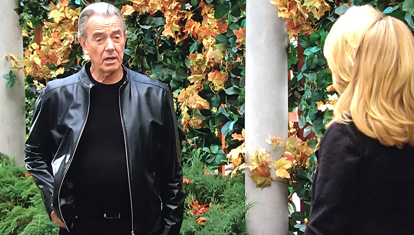 Young And The Restless Scoop: Nikki And Victor Newman Argue About His Son Adam