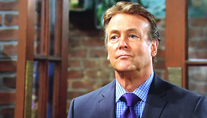 Young And The Restless Scoop: Paul Williams Talks To Chance Chancellor About Joining The GC Police