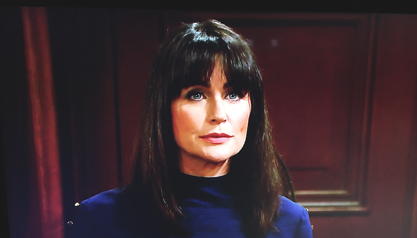 Bold And The Beautiful Scoop: Quinn Forrester Pleads For Forgiveness