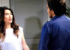 Bold And The Beautiful Daily Scoop Wednesday, October 28: Ridge And Steffy Share Heartfelt Moment – Thomas Warns Finn About Liam