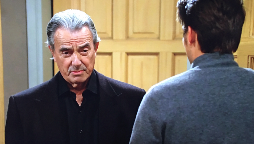 Young And The Restless Scoop: Victor Newman Tries To Apologize To Adam Newman