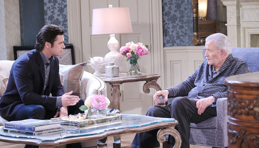 Days Of Our Lives Scoop: Victor Kiriakis Fires Xander Cook