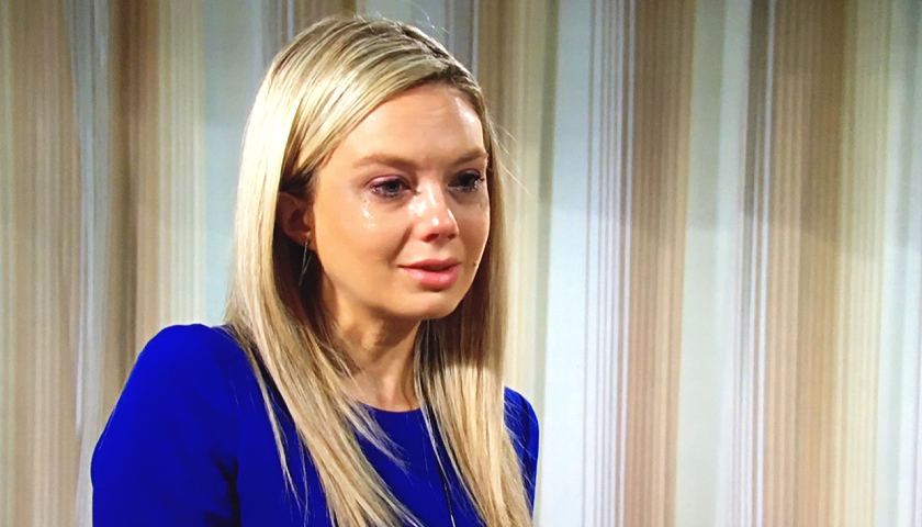 Young And The Restless Scoop: Abby Newman Begs Chance Chancellor To Wake Up