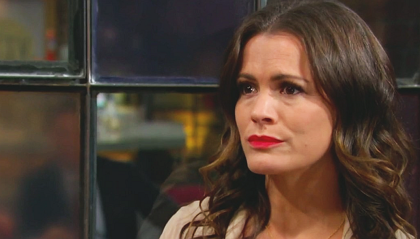Young And The Restless Scoop: Chelsea Newman Talks With Adam Newman