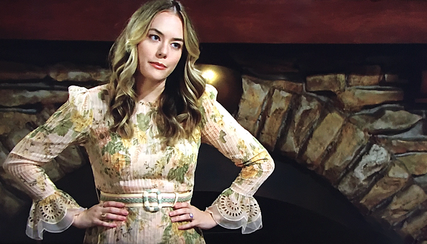 Bold And The Beautiful Scoop: Hope Spencer Stands Up For Thomas Forrester