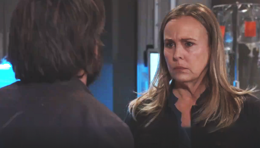 General Hospital Scoop: Laura Collins And Dante Falconeri Discuss Lulu Spencer