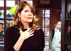 Young And The Restless Daily Scoop Wednesday, November 25: Phyllis Puts Her Foot In Her Mouth – Lily Tries To Mend Fences Between Devon And Nate