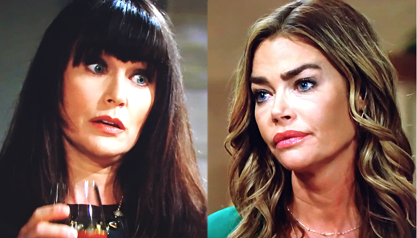 Bold And The Beautiful Poll: Former Best Friends Quinn Forrester And Shauna Fulton At Odds