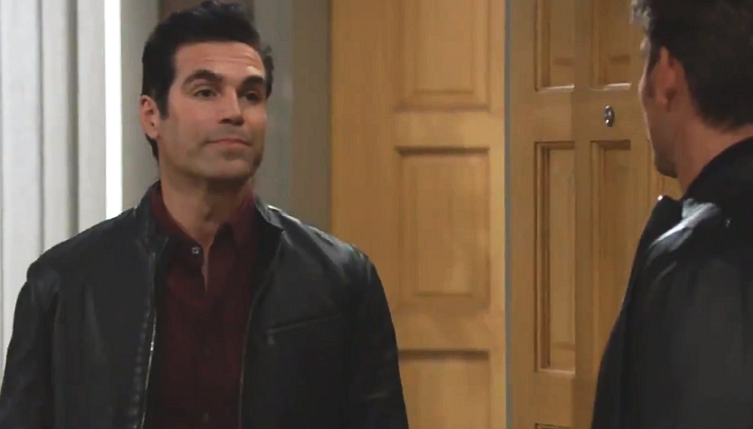 Young And The Restless Scoop: Rey Rosales Shows up at Adam Newman's door