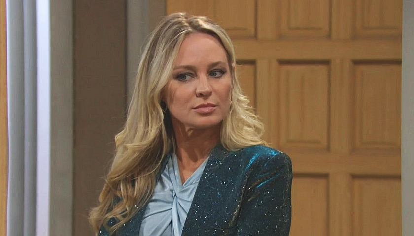 Young And The Restless Scoop: Sharon Newman Heads To Adam Newman's