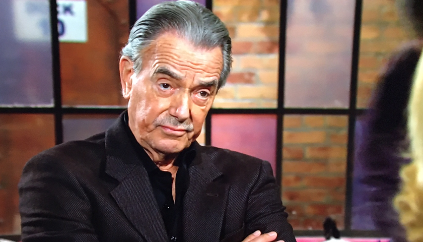 Young And The Restless Scoop: Victor Newman Has Plans For His Prodigal Son