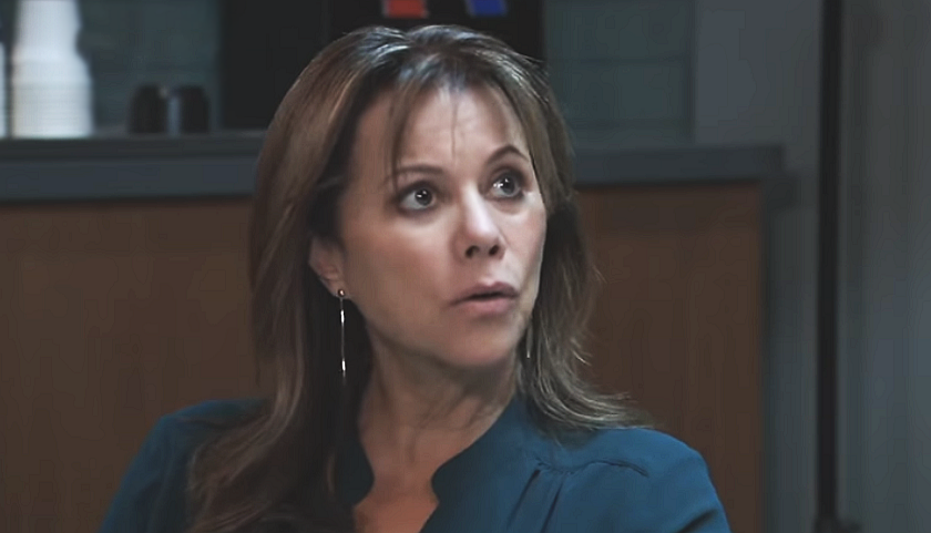 General Hospital Scoop: Alexis Davis Continues To Hit The Bottle