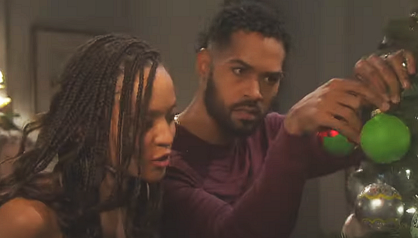 Days Of Our Lives Scoop: Lani Price Gets A Labor Pain