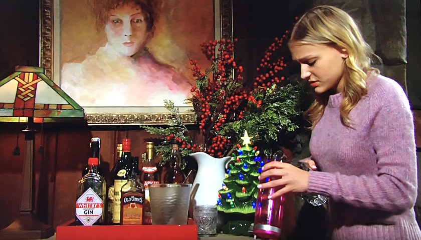 Young And The Restless Scoop: Faith Newman Pilfers Vodka From Shey