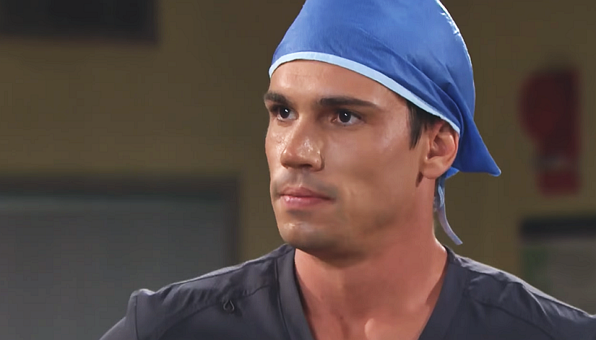Bold And The Beautiful Scoop: Dr. Finnegan Concerned About Thomas Forrester