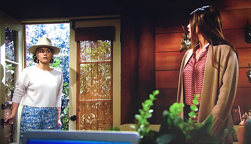 Bold And The Beautiful Scoop: Hope Spencer Confronts Steffy Forrester