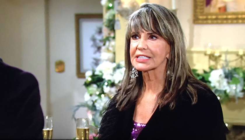 Young And The Restless Scoop: Jill Abbott Is Stunned