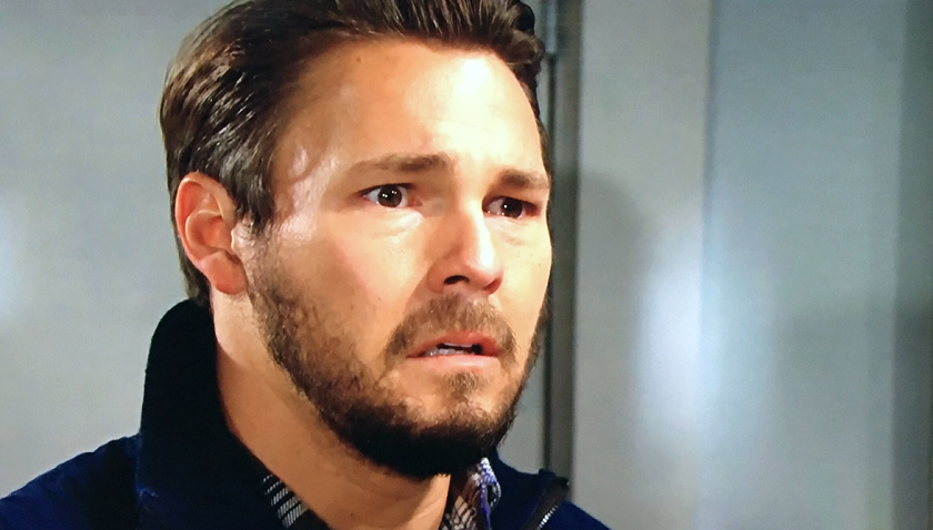 Bold And The Beautiful Scoop: Liam Realizes He's a Complete Cad